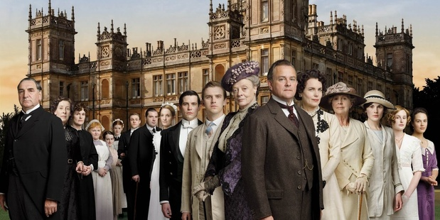 The era of TV series Downton Abbey saw the decline of the servant, but modern work and family demands, and a class of super-rich, make a school for butlers in Oxfordshire possible. Photo / Supplied