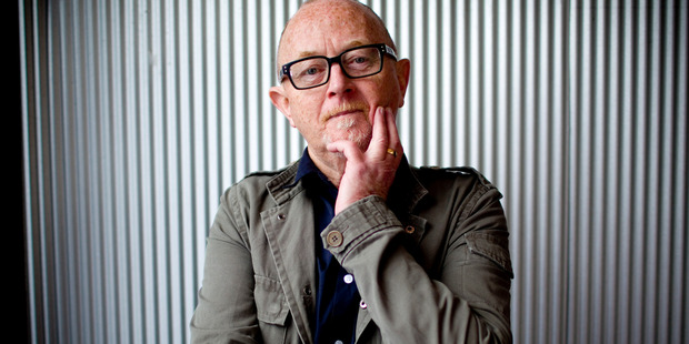 New Zealand music icon Dave Dobbyn. Photo / Dean Purcell