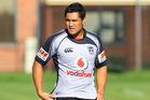 Jerome Ropati says he's matured during his recovery. Photo / Greg Bowker