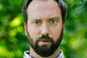 Comedian Tom Green. Photo / Supplied