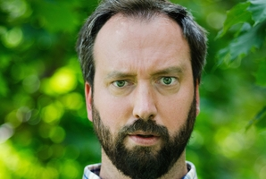 Tom Green continues to impress with his trademark unhinged and mischievous style. Photo / Supplied
