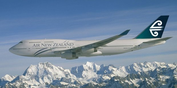 Air NZ reported normalised net earnings of $99 million for the six months to December, compared with $23 million in the previous corresponding period.