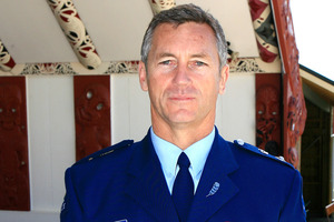 Deputy Police Commissioner Mike Bush. Photo / Martin Sykes
