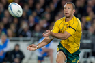 Expect to see Quade Cooper in the squad to play the Lions. Photo / Sarah Ivey