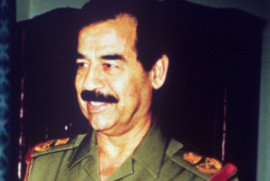 Saddam Hussein did have weapons of mass destruction. We just didn't read the small print. Photo / AP