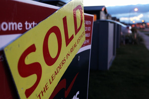 Auckland's mean asking price for property has reached $612,100, according to new figures. File photo / APN
