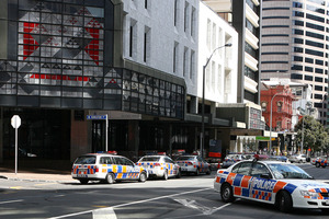 Tim Sarah was carrying out drug deals in his lunch breaks from his work at the Auckland District Court. Photo / NZPA