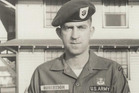 John Robertson was a Green Beret when he was shot down over Laos. Photo / Supplied