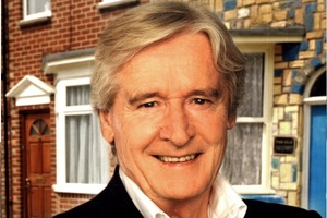 William Roache. Photo / Supplied