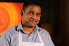 The MasterChef dream has ended for Sushil Ravikumar.Photo / Supplied