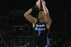 The Breakers have known about Reuben Te Rangi's rising potential for some time and they have now put their faith in him by cutting Leon Henry from their roster. Photo / Getty Images.