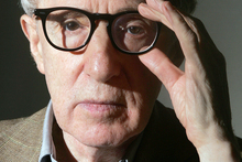 The real Woody Allen is not the neurotic character you see on screen, he says. Photo / AP
