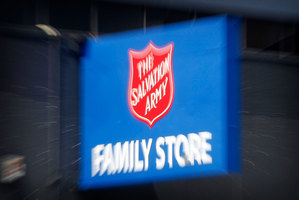 The Salvation Army may be forced to cut jobs. Photo/file