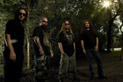 Slayer, from left, Dave Lombardo, Kerry King, Jeff Hanneman, Tom Araya. Photo/supplied