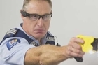 Twenty police officers in the Wellington district are being trained to use the new X2 Taser stun guns, which police are evaluating as a replacement for the current X26 model. The double-shot stun guns can fire a second charge without having to reload, unlike the older model, which need to be manually reloaded after each charge is fired.