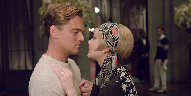 Loading Leonardo DiCaprio and Carey Mulligan in The Great Gatsby. Photo/supplied