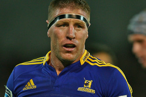 Brad Thorn. Photo /Getty Images