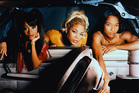 Lisa Lopes, left, Tionne Watkins and Rozonda Thomas. Photo/supplied