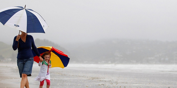 Gales are buffeting the South Island today. Photo/Herald