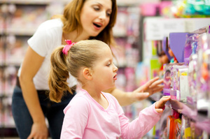 Many children seem to instinctively gravitate toward toys marketed at their specific gender.Photo / Thinkstock