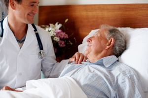 The sights, smells and sounds of a hospital are a major factor in how patients respond to treatment.Photo / Thinkstock