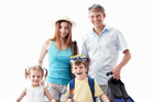 Winston Aldworth: The perks and benefits of travelling with kids