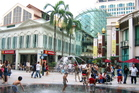 Shop till you drop at Singapore's Bugis Junction. Photo / Supplied