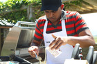 Sushil approaches the finish line on MasterChef NZ.