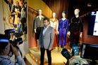 Bjorn Ulvaeus, former member of ABBA, is photographed during a press preview of ABBA The Museum. Photo/AP