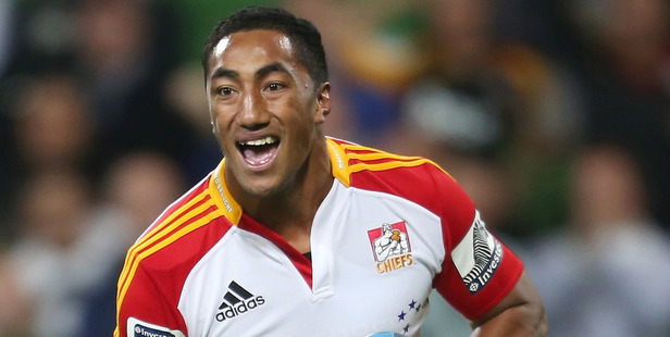 Bundee Aki has starred on debut. Photo / Getty Images