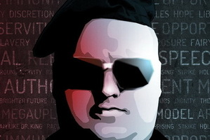 Kim Dotcom. Photo / Twitter/File photo