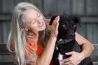 Linda Nunn spends 70 hours a week rehabilitating and rehoming animals like Caesar. Photo / Natalie Slade