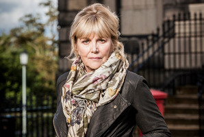 Writer Kate Atkinson. Photo / Euan Myles