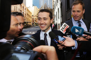 Tom Waterhouse. Photo / Getty Images