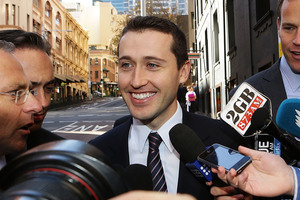 Tom Waterhouse may face opposition. Photo / Getty Images