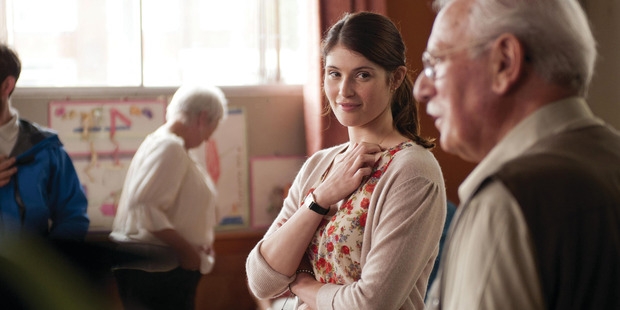 Gemma Arterton in 'A Song For Marion'. Photo / Supplied