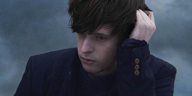 British singer-songwriter James Blake. Photo / Supplied