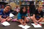 Mangere Kids Book Club. Photo / Supplied