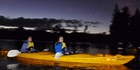 Glow worm Canoe and Kayak tour in Bay of Plenty. Photo / Supplied 