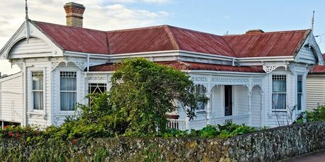 This home at 115 Crummer Rd in Grey Lynn sold for $1.455 million. It had a valuation of $980,000. Photo / Supplied