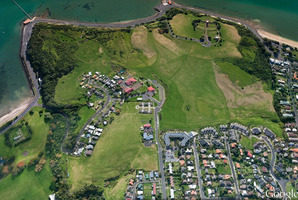 Rob Hutchison says that under the Orakei Papakainga project, multi-level residential blocks will be developed. Photo / Supplied