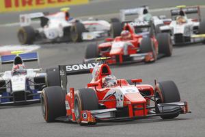 Mitch Evans. Photo / GP2 Series Media