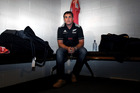 Bryce Lawrence was surprised at the aggressive reaction from angry fans to his handling of a Rugby World Cup quarter-final. Photo / Getty Images