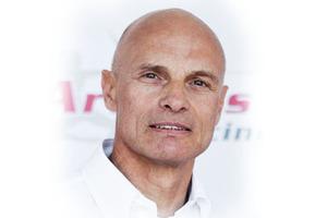 Artemis team chairman Torbjorn Tornqvist. Photo / Supplied
