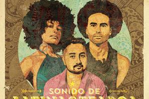 Album cover for Sonido de LatinAotearoa. Photo / Supplied