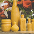 These beeswax candles, handmade from moulds taken from heritage bottles and jars, are almost too lovely to light. From $135. vada.co.nz. Photo / Supplied