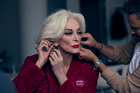 Carmen Dell'Orefice is the face of Peter Alexander's Mother's Day campaign. Photo / Supplied