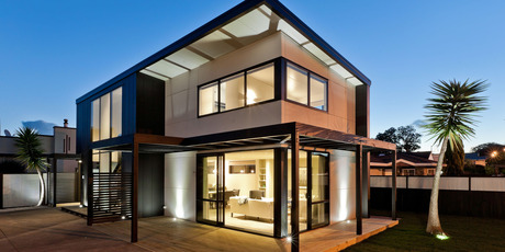 The prototype Smarter Small Home comes in at $224,000. Photo / Supplied