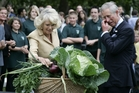 Prince Charles had to close shop on his Veg Shed. Photo / AP