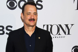 Tom Hanks. Photo / AP